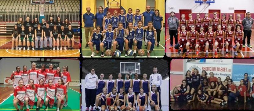 """""""Padova al Centro"""": weekend dedicato al basket rosa Sabato e domenica, torneo interregionale femminile"""