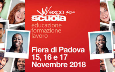 """L'UBP entra a Exposcuola in Fiera a Padova Sabato, ore 9, """"Storie di sport, di vita e di scelta"""" con ospiti illustri"""