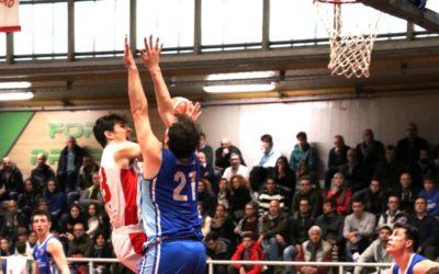 Domenica gara-2 a Montebelluna, il Guerriero va per l'impatto C Gold, il ritorno del 1° turno playout. Augusti: «Giochiamo di squadra»