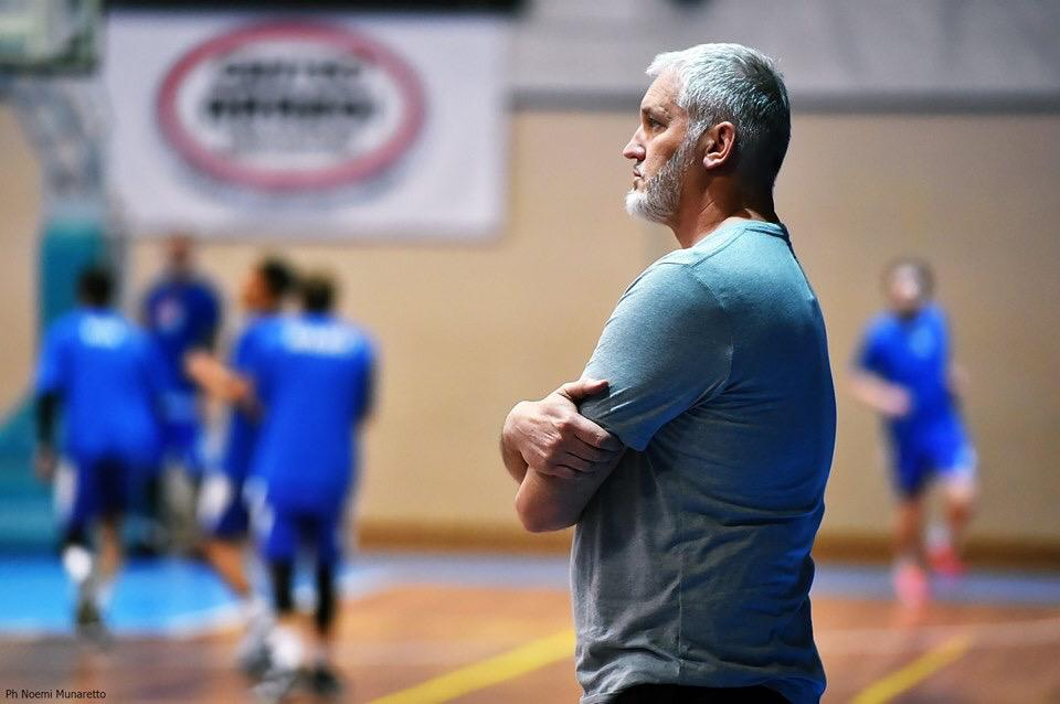 Il Guerriero si affida a coach Giuliano Calgaro Torna a Mortise, il tecnico artefice della promozione in C Silver nel 2015