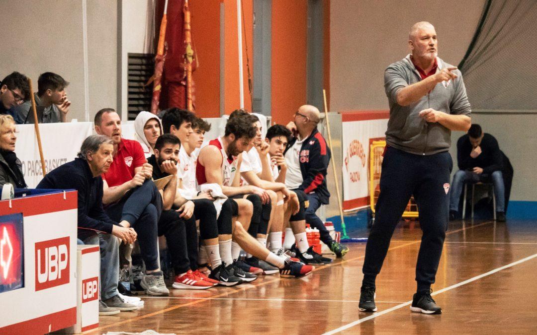 Coach Calgaro: «Il Guerriero? La squadra più bella che abbia mai allenato» Stop alla C Gold, il ringraziamento del coach ai suoi sodali