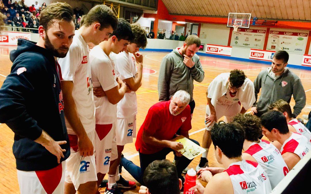 Coach Calgaro resta l'anima del Guerriero «Dobbiamo avere fame e voglia di rivalsa anche in Serie B»